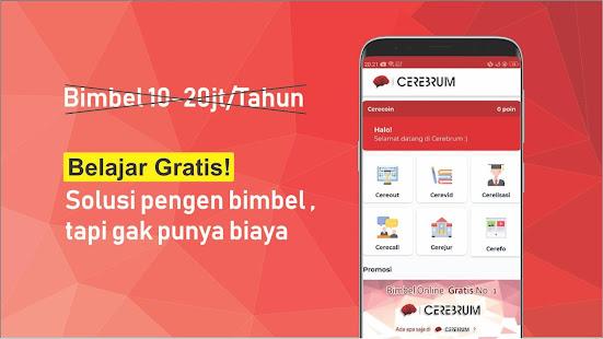 App CEREBRUM - Belajar Gratis! APK for Windows Phone
