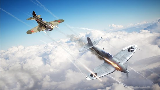 WW2 Aircraft Strike Screenshot