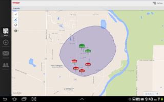 Screenshot of Counselor Realty - Home Search