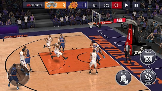 NBA LIVE Mobile Basketball MOD Apk (Unlimited Money) 7