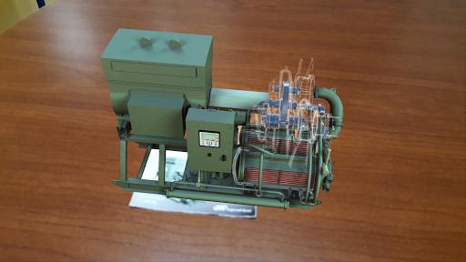Air: TURBO-AIR NX 8000