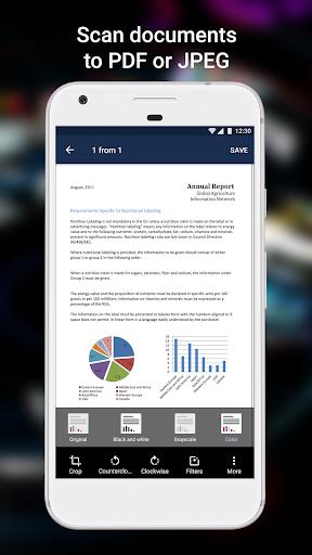 ABBYY FineReader client 1.1.0.5 screenshots 3