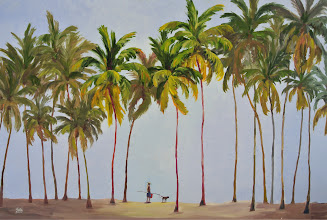 """Photo: """"Find Your Place of Refuge"""" - Pu'uhonua o Honaunau - 60"""" x 40"""" (available from artist)"""