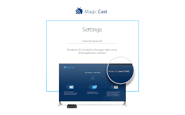 MagicCast