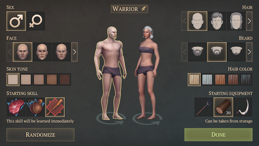 Grim Soul: Dark Fantasy Survival apkmartins screenshots 1