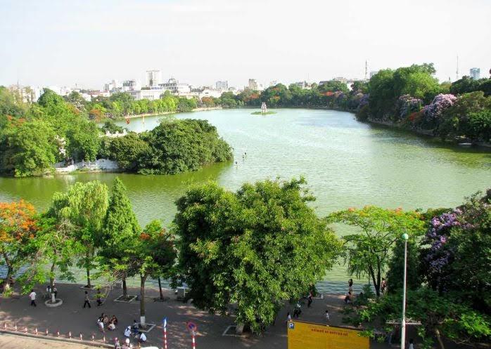 Hồ Gươm (Bờ Hồ)