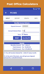 Financial Calculator India Pro - náhled