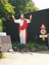 Photo: het grootste Jezusbeeld