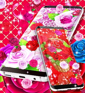 2020 Roses live wallpaper Apk Latest Version Download For Android 9