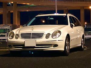 Eクラス ステーションワゴン W211のカスタム事例画像 とよでぃーさんの2020年07月10日06:39の投稿