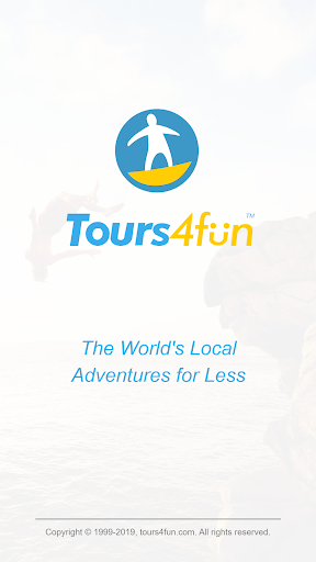Tours4Fun Tours & Travel screenshot 1