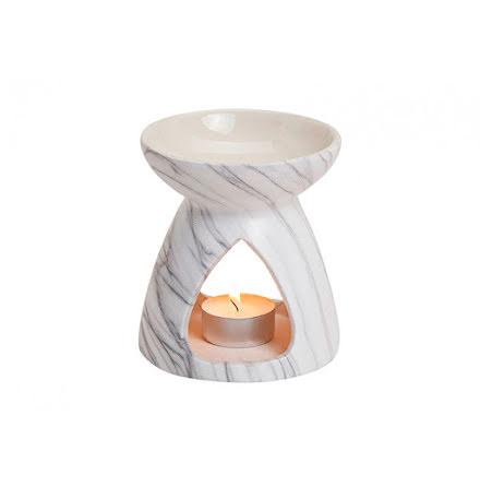 Aromalampa Marmor mönstrad