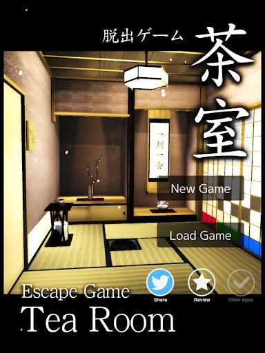 冒險必備免費app推薦 脱出ゲーム 茶室線上免付費app下載 3C達人阿輝的APP
