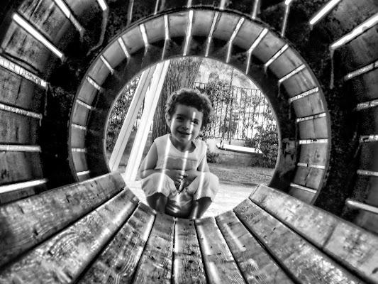 Tunnel del tempo di Cenati Gino