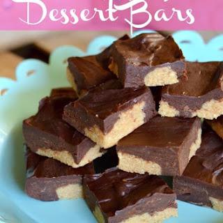 No-Bake Peanut Butter Dessert Bars