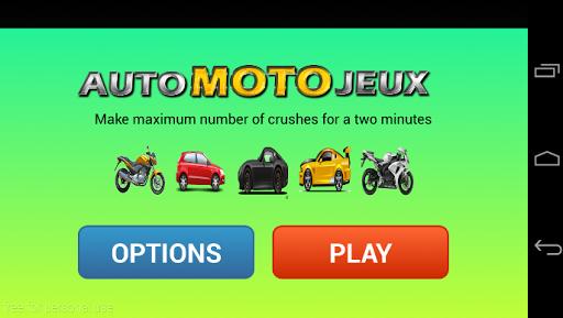 jeux de voiture et motor 3d