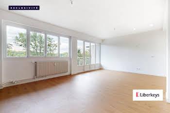 Appartement 4 pièces 81,75 m2