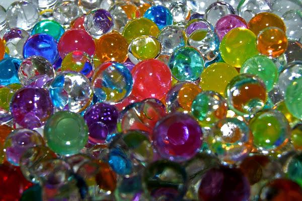 palline colorate di fast.dp