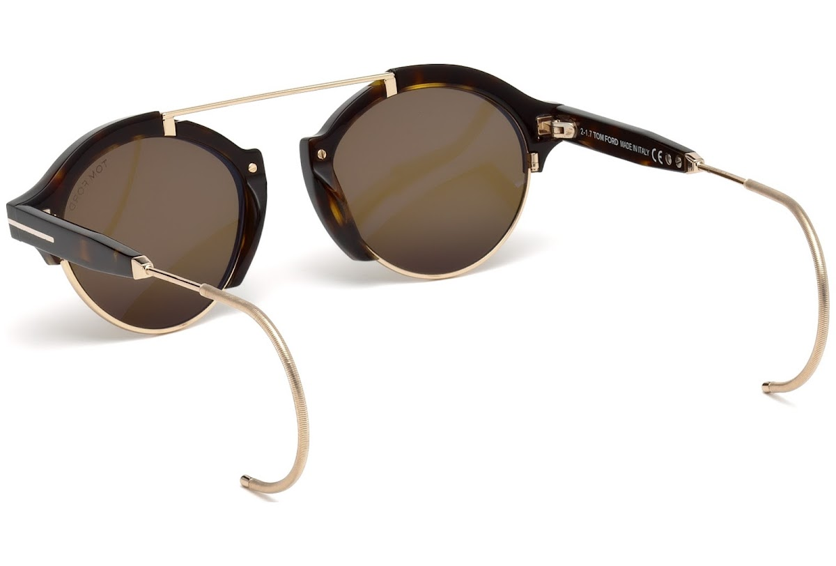 7e6e467c374 Sunglasses Tom Ford Farrah-02 FT0631 C49 52J (dark havana   roviex)
