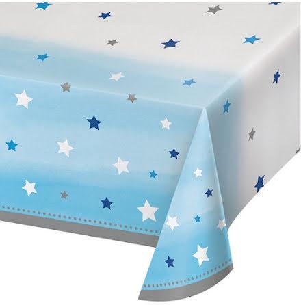 Duk Twinkle blå
