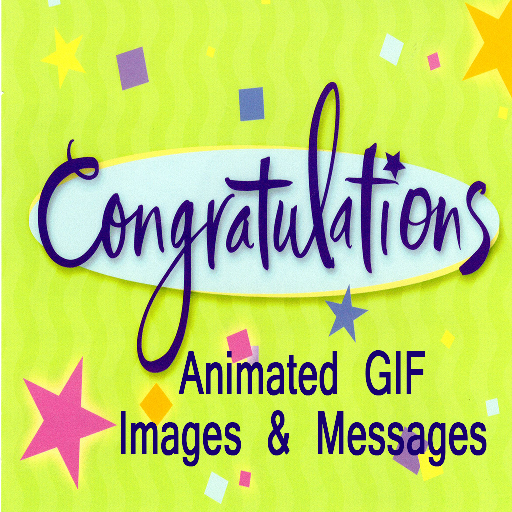 Congratulations Gif Messages Apps Bei Google Play