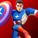 Captain Justice: Superheroes United icon