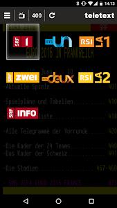 TELETEXT App screenshot 3