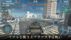 Armada Modern Tanks: 戦争兵器 - 無料3D戦車ゲームのおすすめ画像1