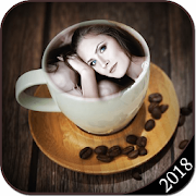 Coffee Cup Photo Frames 2018