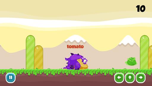 Dragon Eat Vegetable