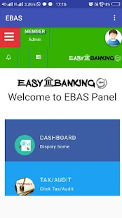 Easy Banking All Solutions (EBAS) - náhled