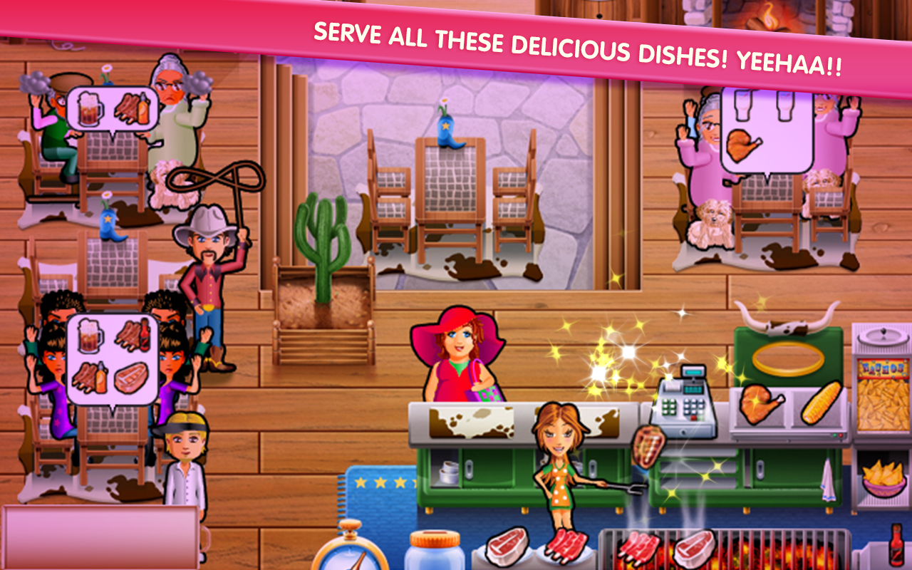 Delicious - Tea Garden- screenshot