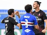 Serie A : Une performance XXL de Zlatan Ibrahimovic avec l'AC Milan, Immobile se rapproche du record de Gonzalo Higuain, la Juventus, malgré la montée de Peeters, battue à Cagliari