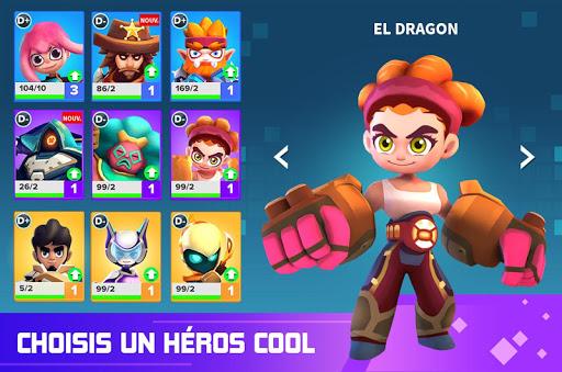 Télécharger Gratuit Heroes Strike - 3v3Moba & bataille royale -Offline mod apk screenshots 2