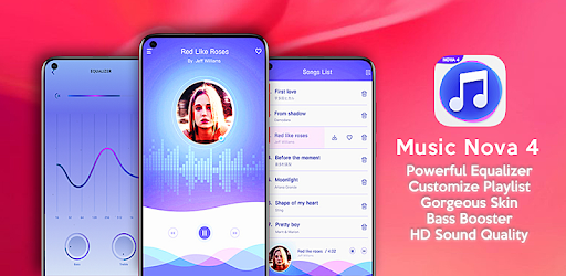 Music Player Style Hiaweii Nova 4 Free Music 2019 - Apps on Google Play