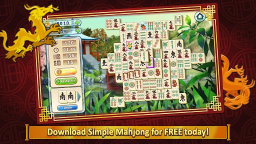 Simple Mahjong  screenshots 12