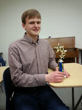 Photo: 2nd Place in Collegiate Division