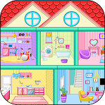 Home Decoration Game Icon