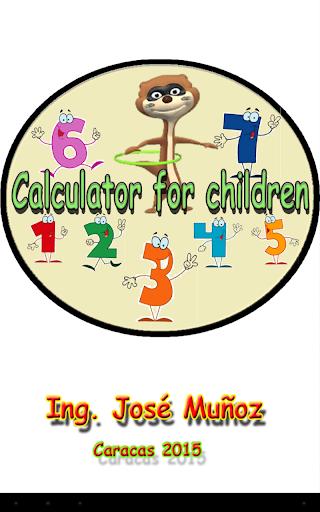 Calculator for Kids Free