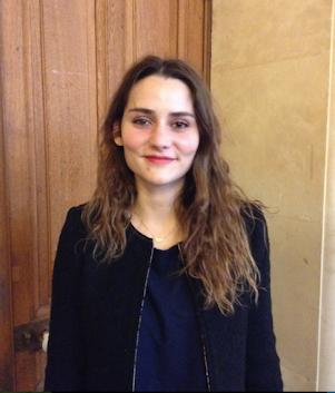 Caroline DEMANGEON - 2014/2015