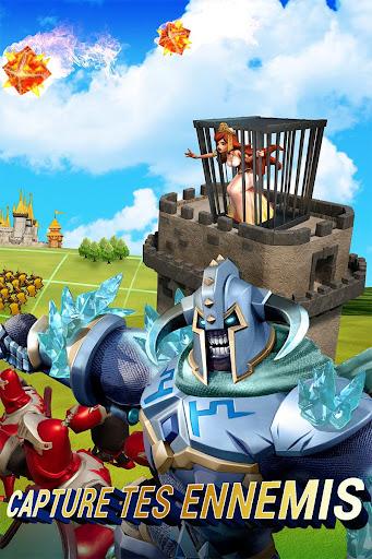 Lords Mobile: Guerre des Royaumes - Bataille RPG  captures d'écran 4