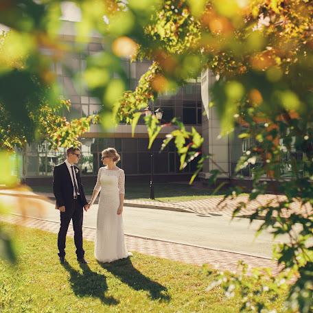 Fotógrafo de bodas Aleksandr Absenter-Sotnikov (alexabsenter). Foto del 02.10.2017