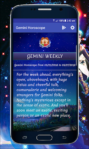 Gemini ♊ Daily Horoscope 2019 by AstroHub (Google Play
