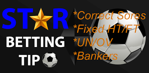 Star Betting Tips : Today Football Predictions. APK