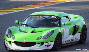 Photo: Circuit de SPA Francorchamps: Lotus