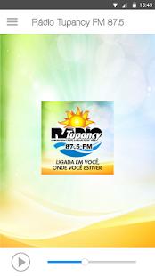 Rádio Tupancy FM 87,5 - náhled