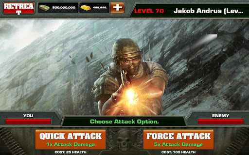 Modern War by GREE screenshot 05