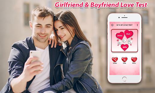 Girlfriend & Boyfriend Love Test - náhled