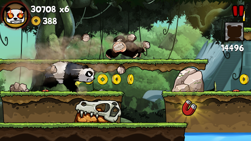 Panda Run - screenshot