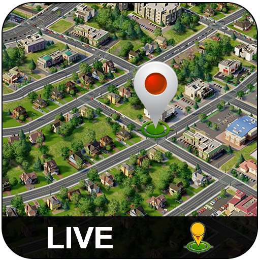 Live Map and Street View–GPS Panorama Satellite HD